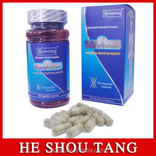Wonderful diabetes herb medicine from ancient Chinese formula