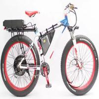 1500W motorcycle 48V Li-lion cheap electric bicycle kit e-bike with long range