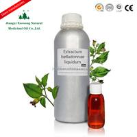 Hot natural extractum belladonna liquidum for herbs