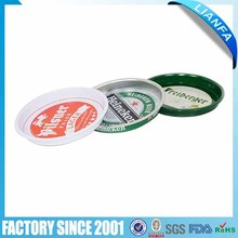 High Quality Chinese Factory Tin Beer Serving Tray