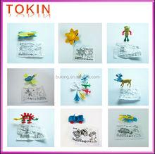2015 China kids toys cheap plastic small diy toys