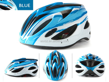 China Wholesale Custom Adult In-Mold Cycling Helmet, 3 color EPS+PVC Electric Bike Helmets