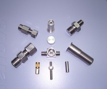 Customized High Precision High Quality CNC coffee grinder parts