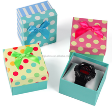2015 Hot sale supplier wholesale high quality super cute watch gift box