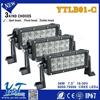 Fast delivery 36w Waterproof IP68 12 volt led work light bar 12V Auto LED truck light bar 4x4 go kart off road led light baring