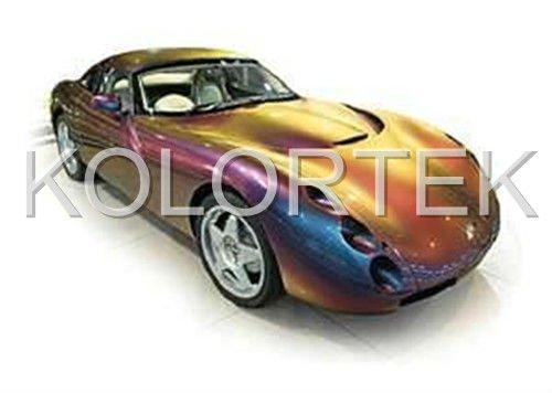 el cambio de color efecto nacarado pigmento para la pintura del coche