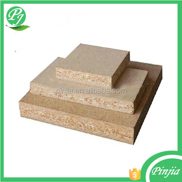 Laminated Particle Board ~ Mm two sides laminated melamine particle board