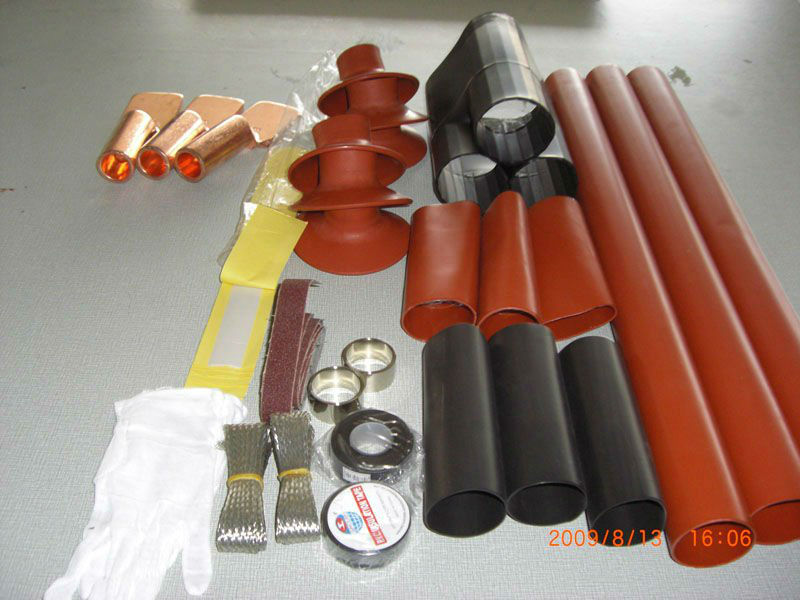 Cable Jointing Kit Product : Termination kits and joints heat shrink type buy cable
