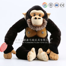 safe material soft black monkey for sale