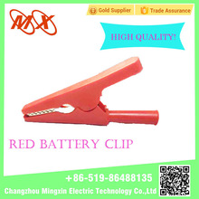 High quality electrical battery clips alligator clamps crocodile clip
