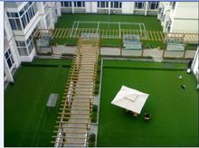 Indoor outdoor soccer field turf artificial turf for sale