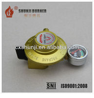Top quality safety product china supplier natural gas regulator station