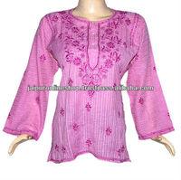 tunics for girls / western tunic / latest Kurti tops designs / designer tunic top