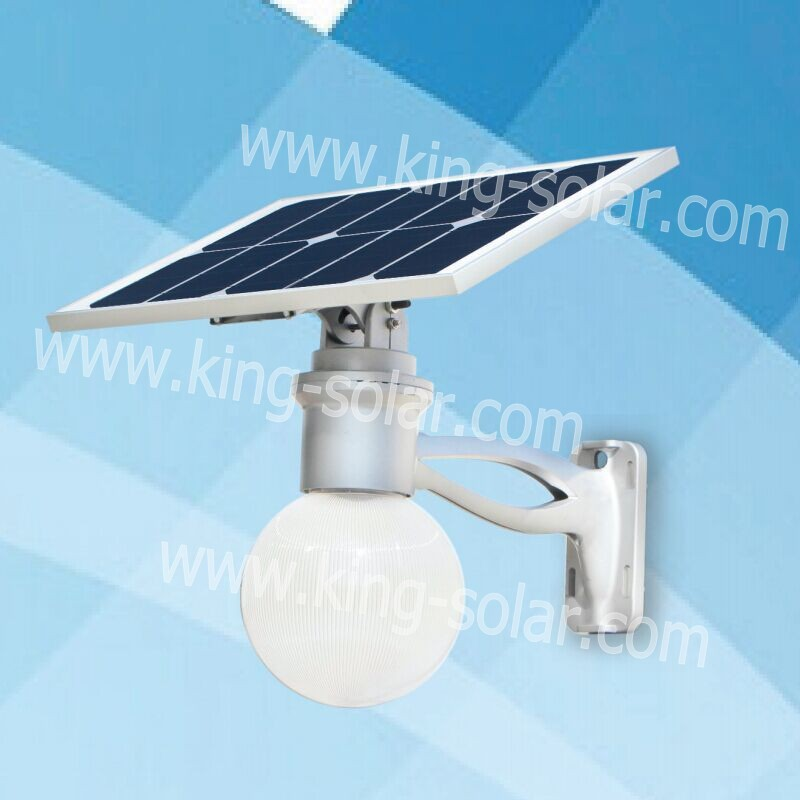 Outdoor Solar Lights Parts: All In One Solar Garden Light/solar Garden Lighting Pole