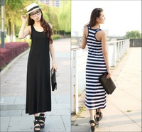 C24131A WHOLESALE SUMMER WOMAN'S CASUAL SUMMER SUNDRESS