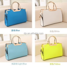Tote bag PU leather handbag MK designer handbags women multicolor