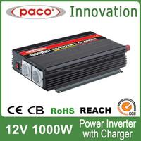 Popular 220V 50HZ 110V 60HZ Converter 1000W with Charger