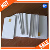 Blank sle5528 contact ic card for access control