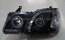 Car modified led headlamp assembly for Lexus LX470 98-07