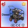 250bar/3600psi diesel 12v*4 high pressure washer gun high pressure floor cleaning machine