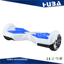 Two Wheels Self Balancing Scooter Smart Electric Drifting Board Personal Adult Transporter with LED Light Color