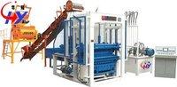 semi automatic machine for make bricks