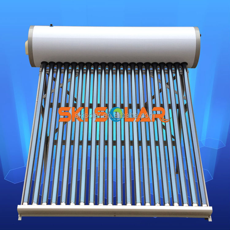 Portable Solar Water Heater : Solar pool heater portable hot water heating system