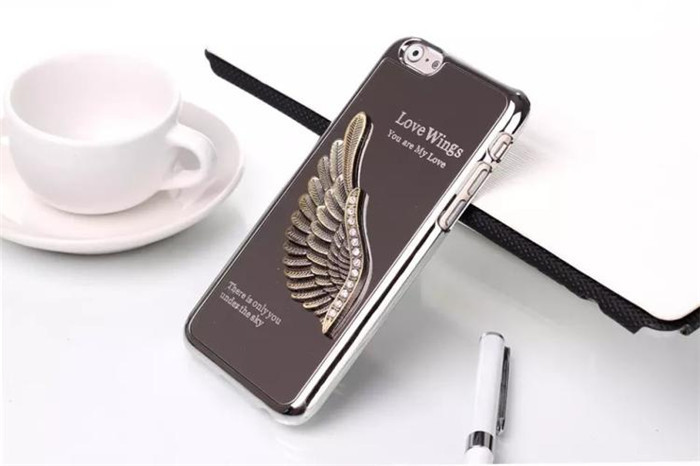Angels Iphone 6 Case For Iphone 6 Case Metal Angel