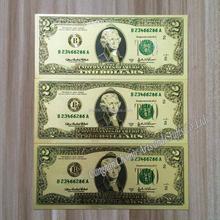 oemร้อนขายชุดusdในฟอยล์สีทอง24kธนบัตรสกุลเงินยูโร