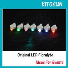 Wedding Decoration Centerpiece Super Bright Waterproof Mini Led Light For Paper Lantern Decoration