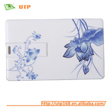 promotion gift credit card tooth usb flash drive