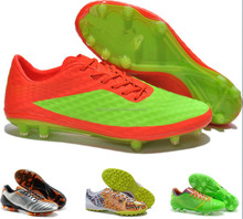 Male Brand name football shoes 2013 newest style / most popular design Men's classics soccer shoes, football shoes