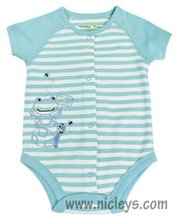Little Tots Baby Bodysuits for Wholesale in Small Lot