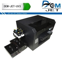 Digital Inject Led UV Printer A3 With Stable Performance