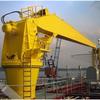 floating pontoon ship deck crane for sale