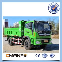 Popular Sale foton forward dump truck Manufactured in Shandong