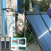 2015 Solar Keymark.SRCC.certificate vacuum tube heat pipe solar collector.copper solar collector