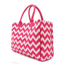 Lightweight Handbags Totes Promote Large Stripe Handbag