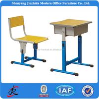 standrard classroom kids school desk and chair children cheap adjustable children school study desk school chair desk