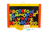 Wooden Magnetic board Educational Indoor Children Toy from China