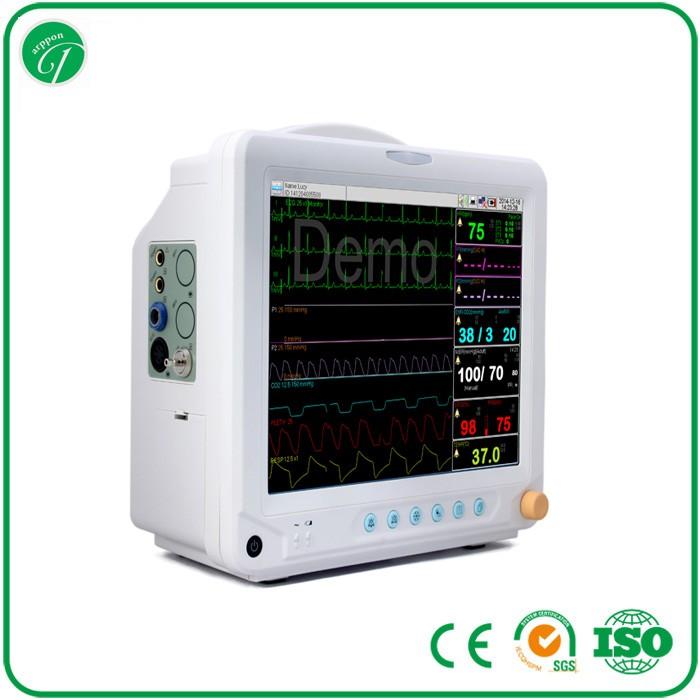 Лучшая цена акции-Мульти-параметр ICU Монитор Пациента-CE/FDA Утвержденных