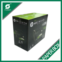 HP SUPPLIER CORRUGATED SPEAKER BOX DESIGN