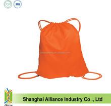 ECO PMS / CMYK logo printing drawstring back bag /GYM back bag