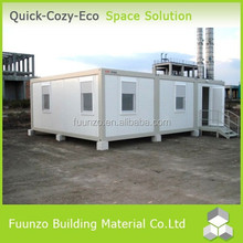 Long Life Good insulated Shipping Container Houses