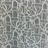 latest design African nylon lace fabric