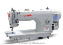 SunSir SS-A598MX-D2 High speed direct drive computerized lockstitch industrial sewing machine