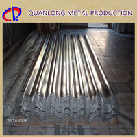 ASTM A792 SGLCC G550 Galvalume Roofing Sheets Weight