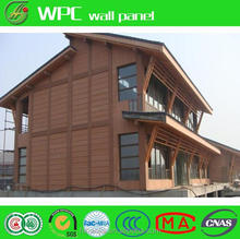 Wood Plastic Decoration Material, Exterial Wall Material, Cheap Composite Decking Material