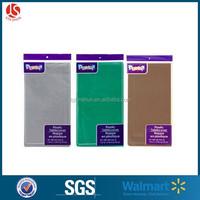 Walmart supplier wedding designs disposable solid color table cloths party tablecloth