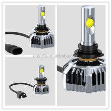 fast deliver LED headlight!!! H4,All in One LED headlight Optional Color